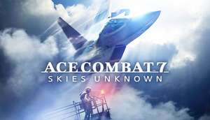 Ace Combat 7: Skies Unknown [PC - Steam] = £12.49 (Deluxe Edition = £17.49) @ Steam