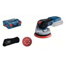 Bosch GEX 18V-125 Cordless RO Sander (Bare) in L-BOXX + Free Battery Promo - £160.85 @ Campbell Miller Tools