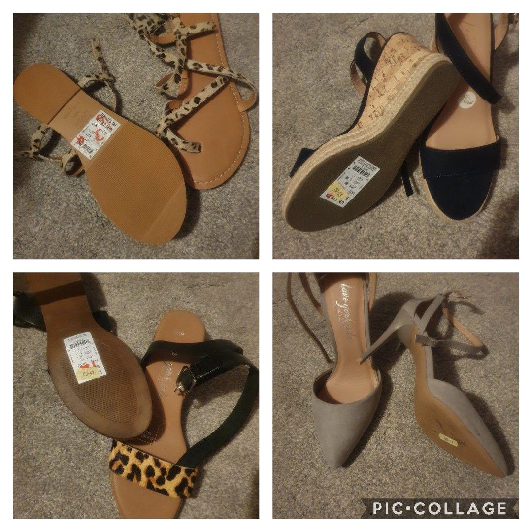 New Look - Shoe Sale - Various Pairs From £3.75 Instore (Silverburn)