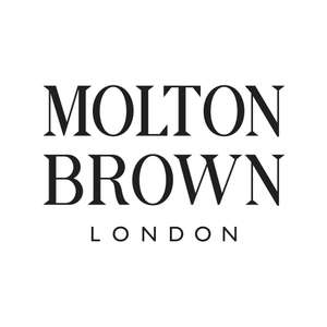 Free standard delivery on all orders @ Molton Brown Shop