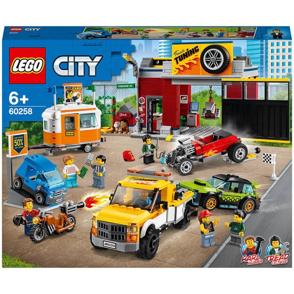 Lego City Nitro Wheels Tuning Workshop £55.99 (+£4.99 Delivery) @ Studio