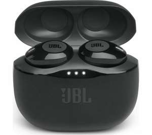 JBL Tune 120TWS Wireless Bluetooth Earphones - Black - UK mainland - £9.97 @ Currys / Ebay