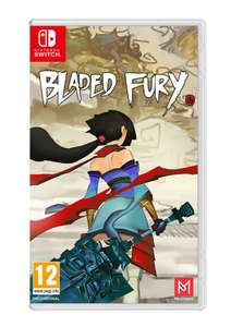 Bladed Fury on Nintendo Switch - £19.99 @ Simply Games