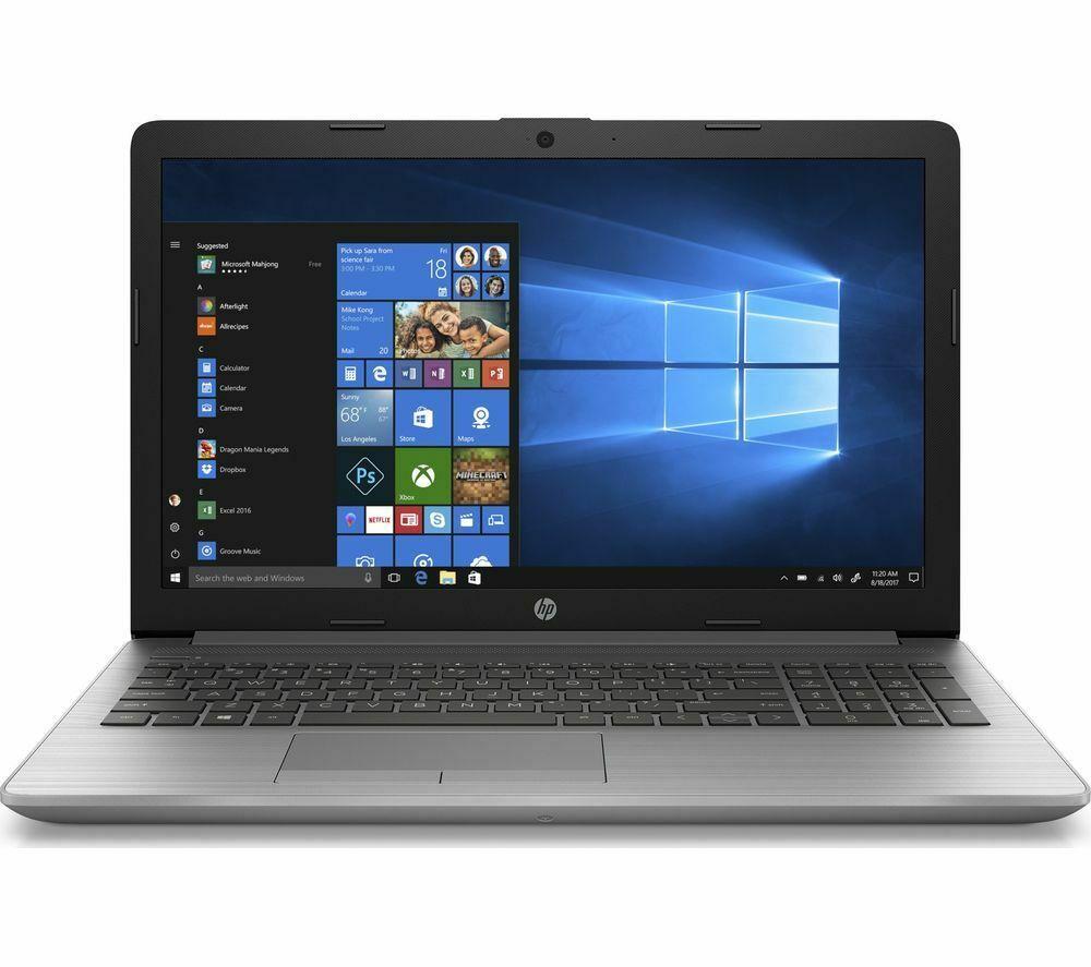 "HP 255 G7 15.6"" Laptop AMD Athlon 128GB SSD 4GB RAM Silver - £168.97 UK Mainland @ Currys / Ebay"