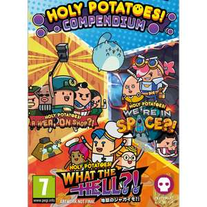 Holy Potatoes Compendium Nintendo Switch Game - £15.46 delivered @ 365games