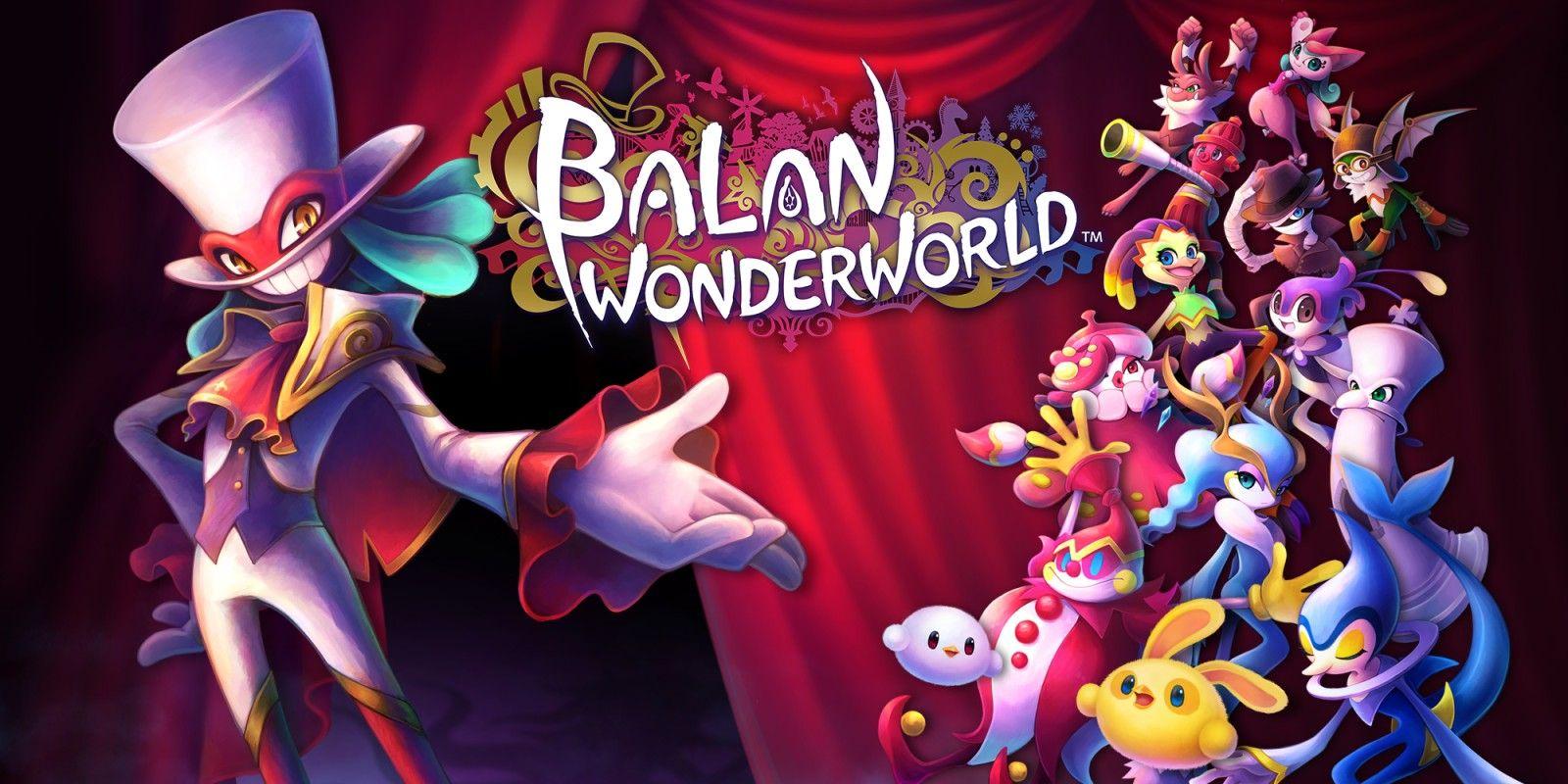Balan Wonderworld, Nintendo Switch - £24.99 delivered at Simply Games
