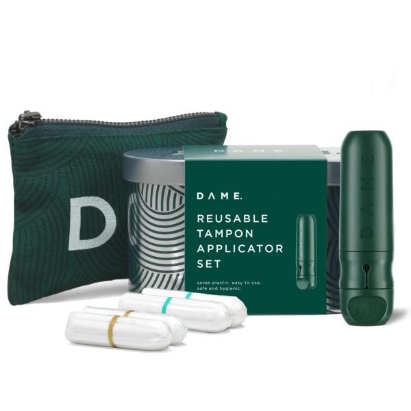 DAME Reusable Tampon Applicator Set £15.87 + £1.50 C&C @ Boots