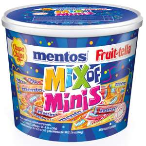 Chupa Chups Mix of Minis 600g £8 delivered @ Weeklydeals4less