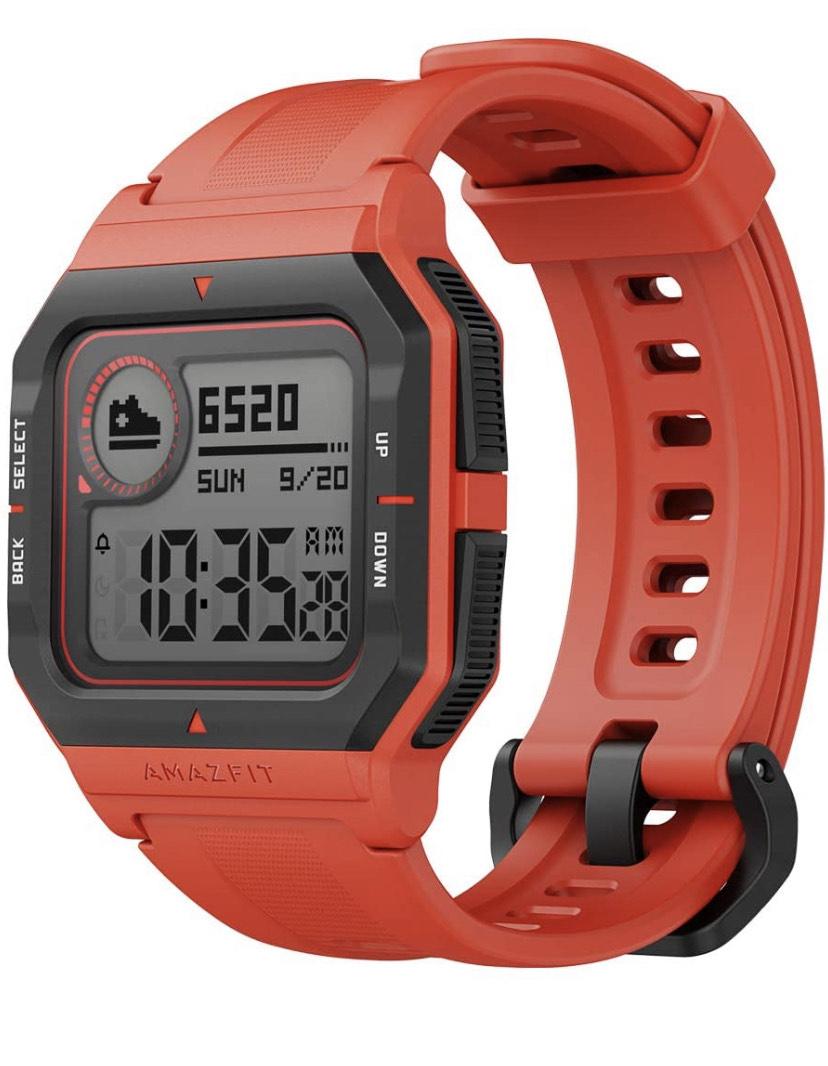 Amazfit Neo smart watch - Orange -£22.22 (UK Mainland) sold by Amazon EU @ Amazon
