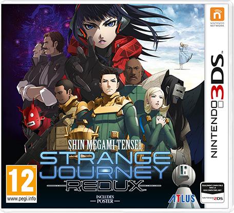 3DS eshop - Shin Megami Tensei: Strange Journey Redux £6.74 Nintendo eShop