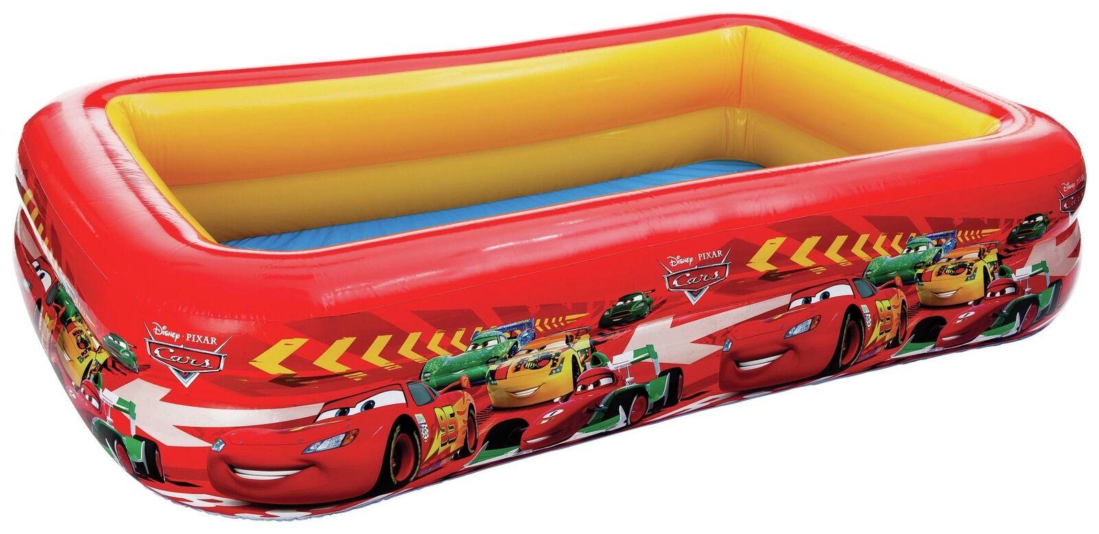 Disney Cars 262 x 175cm Rectangular Inflatable Children's Paddling Pool - 770L £11.99 delivered (UK Mainland) @ Argos on eBay