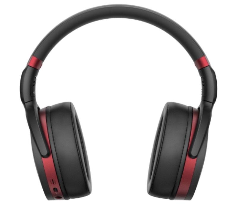 Sennheiser HD 458BT Wireless Bluetooth Noise-Cancelling Headphones - manufacture refurbished 2yr warranty £99 Sennheiser Shop