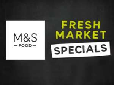 Nets of Lemons or Limes 45p / Packs of sugardrop vine tomatoes 65p / British purple asparagus 85p @ Marks & Spencer