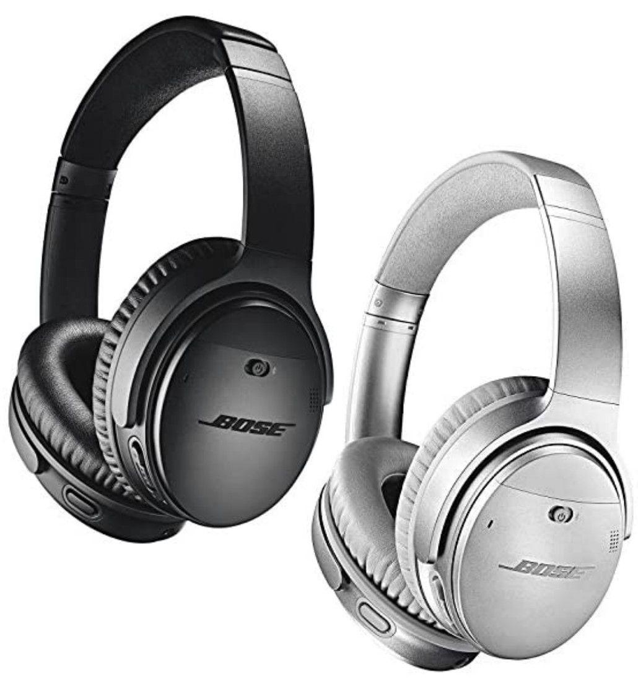 Bose QuietComfort 35 Bluetooth Noise Canceling Headphones II - £155.01 delivered (UK Mainland) @ Amazon Spain