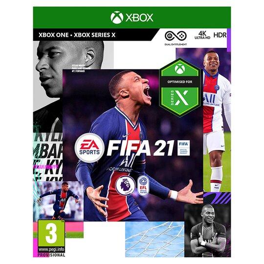 FIFA 21 – Xbox One & PS4 - £18 @ Tesco