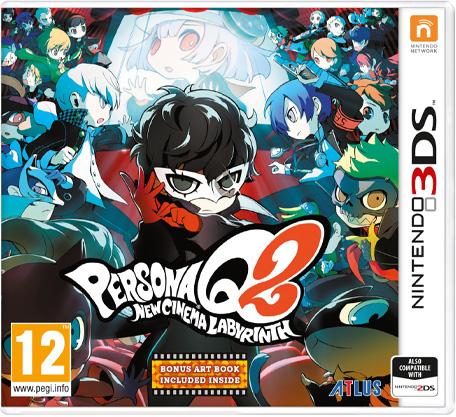 3DS - Persona Q2: New Cinema Labyrinth £8.74 Nintendo eShop