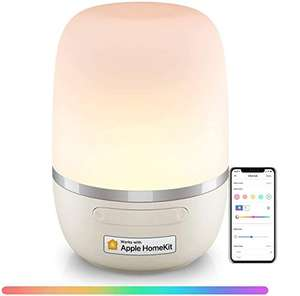 Meross LED RGB Night Light compatible with HomeKit, Alexa & Google Assistant for £20.99 delivered using code @ Meross Home / Amazon
