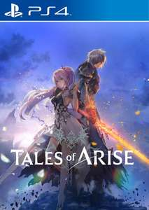 Tales of Arise (PS4 Inc PS5 Upgrade / Xbox One | Series X) £39.85 Delivered (Preorder) @ Base