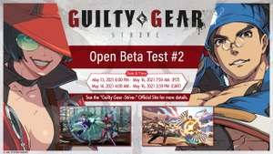 Guilty Gear Strive (PS4/PS5) Open Beta May 13-14