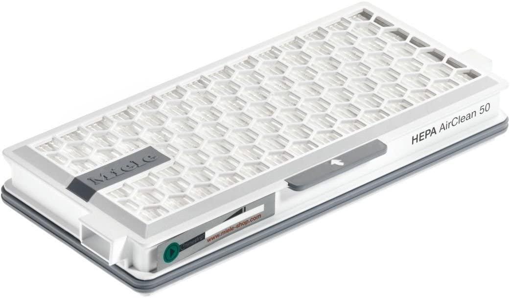 Miele SF-HA HEPA SF-HA50 Air Clean 50 Filter w/ Time Strip (£16.99 Prime / +£4.49 Non-Prime) @ Amazon UK