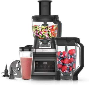 Ninja 3-In-1 Food Processor With Auto-IQ BN800UK £149 Free click and collect (£139.99 with BNPL code) @ Very