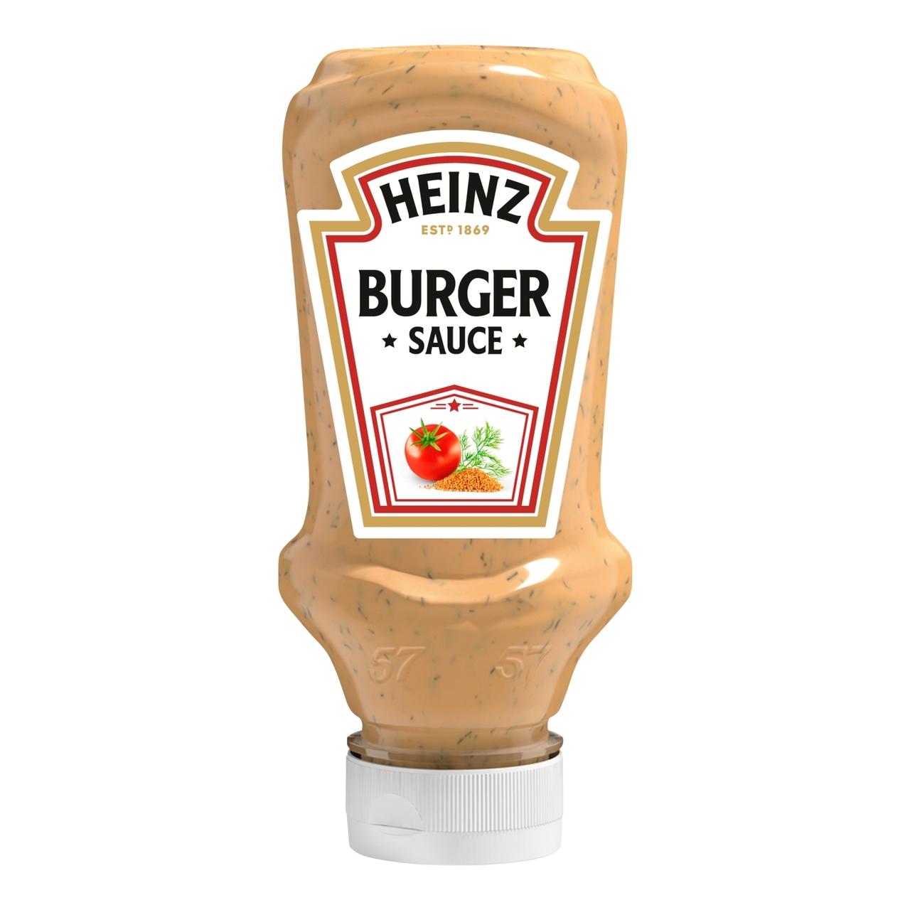 Heinz Burger Sauce 230g - £1 @ Morrisons