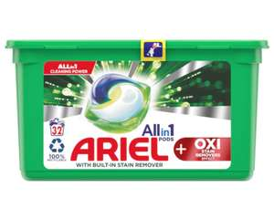 Ariel all in 1 tabs (32) reduced to £1.50 @ Morrisons Leyland