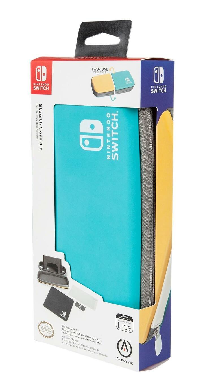 PowerA Nintendo Switch Lite Stealth Case Kit - Two-tone - £3.99 @ Argos