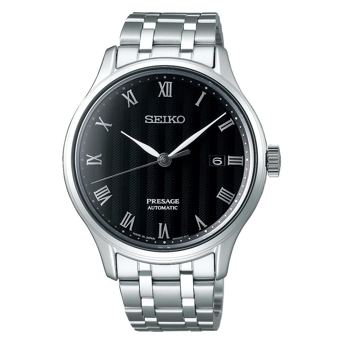 Seiko Presage Men's Zen Garden Watch SRPC81J1 £228.65 @ Ernest Jones