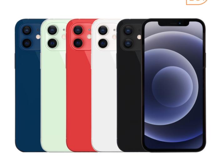 Apple iPhone 12 128GB Sim Free £747.99 @ Costco Online