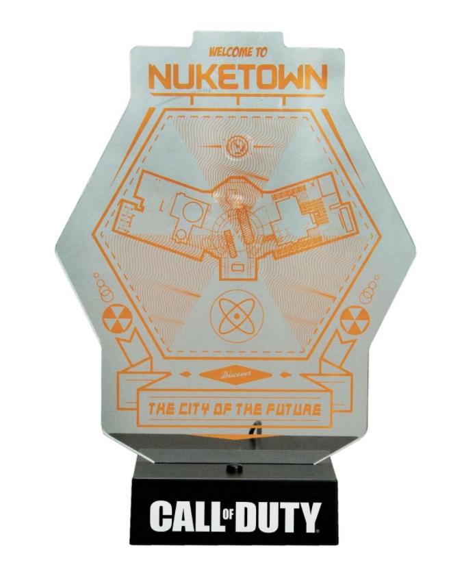 Call of duty nuketown light £2 Primark stratford city
