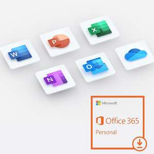 Microsoft 365 Personal - £30 for a year / Family - £40 a year (Employee offer) @ Microsoft Home Use Program