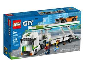Lego City Car Transporter 60305 at £12.50 in Tesco, Bromley by Bow, London E3