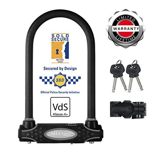 MASTER LOCK Heavy Duty Bike D Lock - Used/Very Good £19.30 @ Amazon (Prime) +£4.49 Non Prime