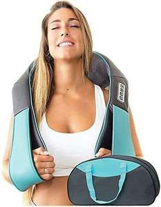 Invospa Heated Shiatsu Massager £13.91 Prime / £18.40 Non Prime Sold by Shaft Innovations UK Limited and Fulfilled by Amazon