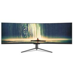 """electriQ 43"""" QLED Super UltraWide 120hz HDR600 Curved Monitor £449.97 at Laptops Direct"""