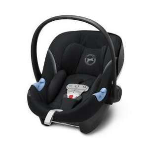 Cybex Aton M i-Size Infant car seat (2020) - Deep Black £114.99 (Free Click & Collect / £3.95 Delivery) @ Very