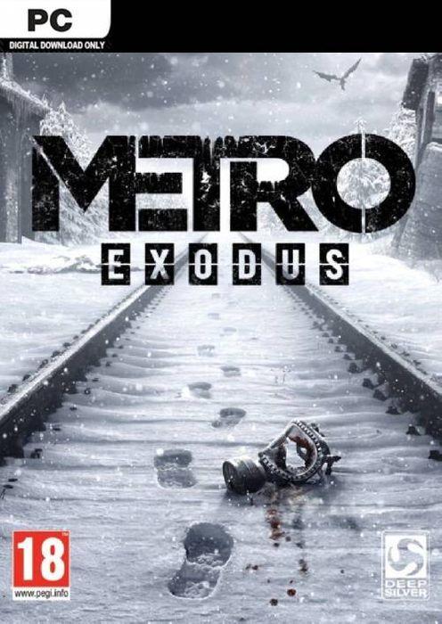 Metro Exodus PC Steam Key £10.99 at CDKeys