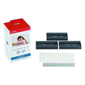 Canon KP-108IN Ink and Paper Set for Selphy CP Series Photo Printers £26.98 at Cartridge People