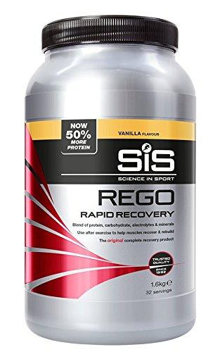 Science in Sport Rego Rapid Recovery 1.6kg - Vanilla Flavour £18.97 Amazon Prime (+£4.49 Non Prime)