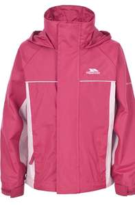 Trespass pink or blue Sooki jacket now £12.99 size 5-6 Dispatched from and sold by Trespass UK