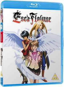 [Blu-ray/DVD] Escaflowne the TV Series all 26 episodes £14.99 on Blu-ray or DVD @ All The Anime
