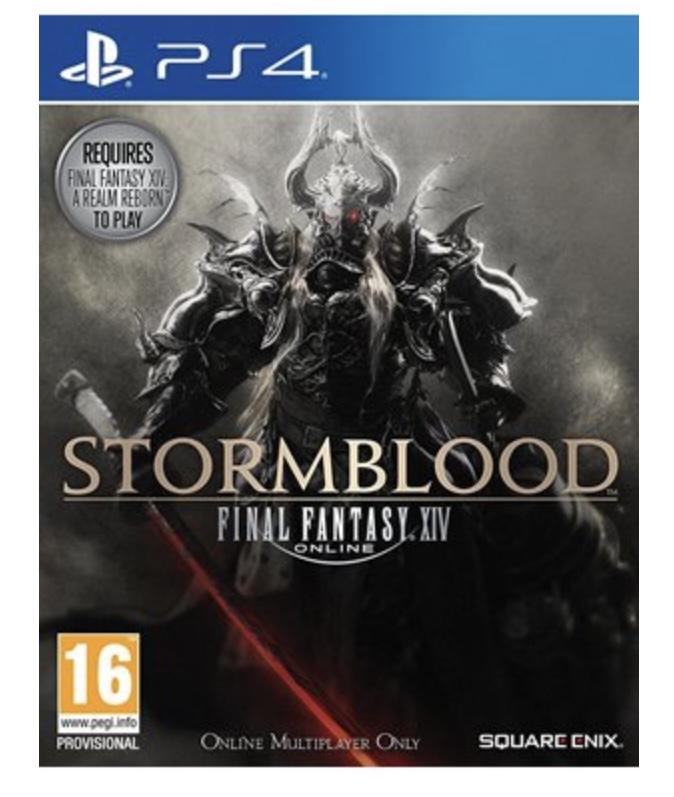 Final Fantasy XIV: Stormblood (PS4) £8.09 at Base.com