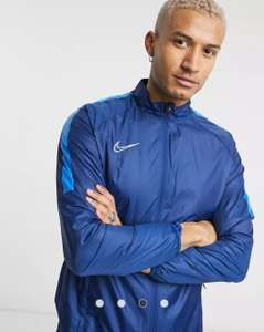 Mens Nike Academy Track Jacket Now £21 Delivery is £4 or Free with £35 spend delivery pass @ ASOS