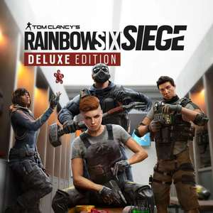 Rainbow Six Siege - Deluxe Edition (PS5 / PS4) £7.49 @ PlayStation Store