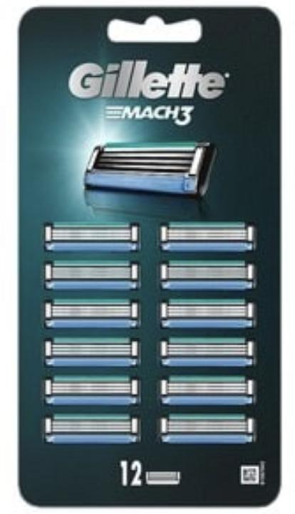Gilette Mach 3 Razor 12 pack set - £15.99 @ Superdrug (Free Click & Collect)