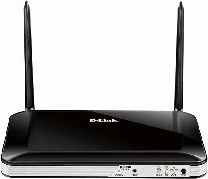 D-Link DWR-921 Routeur 4G Mobile Wi-Fi N300 4G LTE - Module LTE/HSPA - £48.30 @ Amazon France