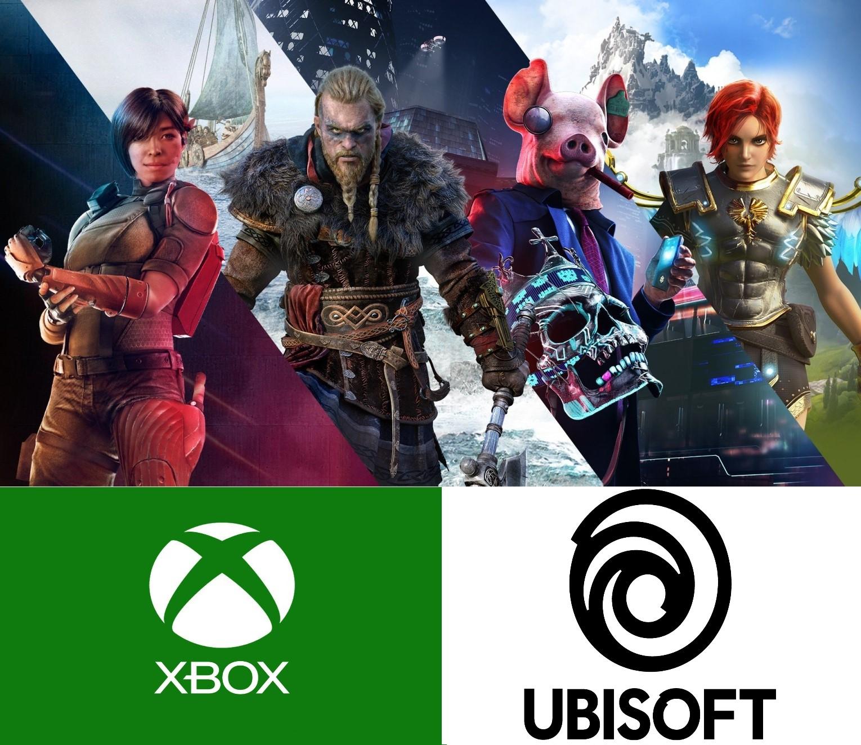 [XBOX Ubisoft Sale] Assassin's Creed Valhalla £22.51 - Immortals Fenyx Rising £18.73 & More - No VPN required @ Xbox Store Brazil