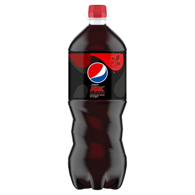 Pepsi Max Raspberry 1.5L £1 in-store @ B&M Bury Mill Gate
