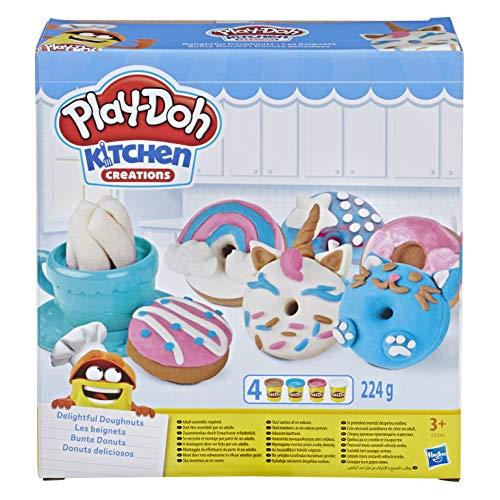 Play-Doh Pd Delightful Donuts £5.76 Prime / +£4.49 Non Prime at Amazon